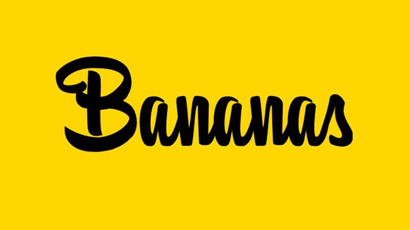 Bananas Font Family Free Download