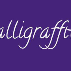 Calligraffiti Font Family Free Download