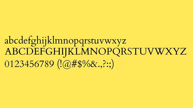 Cardo Font Free Download