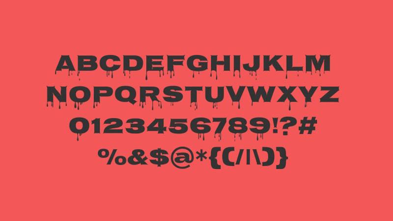 Nosifer Caps Font Free Download