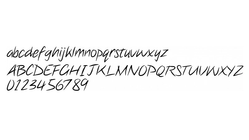 Note This Font Free Download