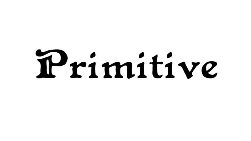 Primitive Font Family Free Download