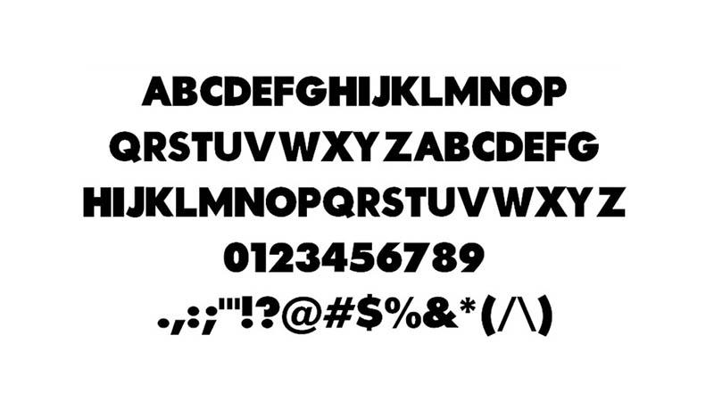 Skam Font Family Download