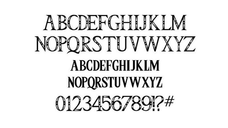 Triforce Font Free Download
