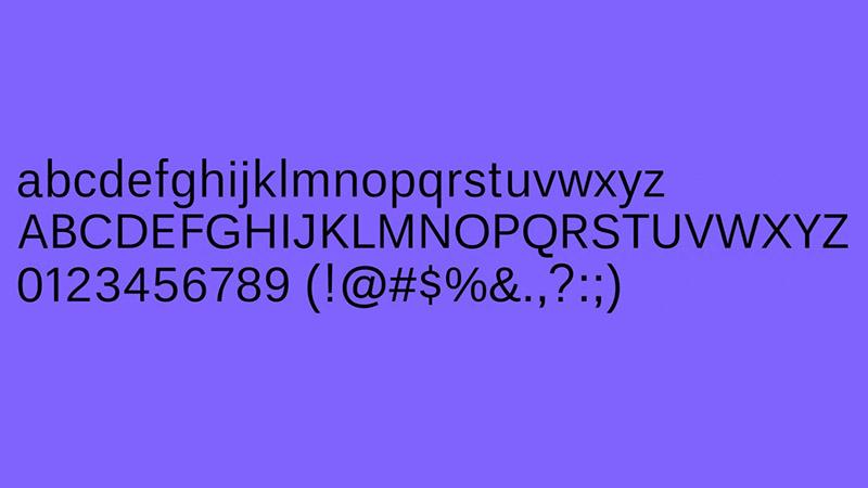 UNB Font Free Download