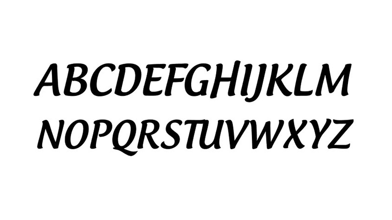 Androgyne Font Free Download