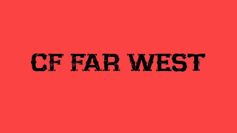 CF Far West Font Family Free Download