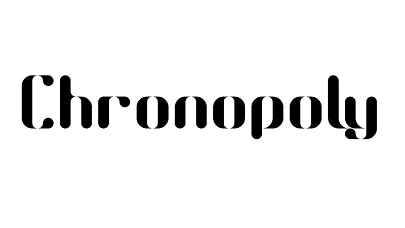 Chronopoly Font Family Free Download