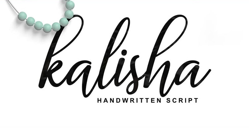 Kalisha Font Family Free Download