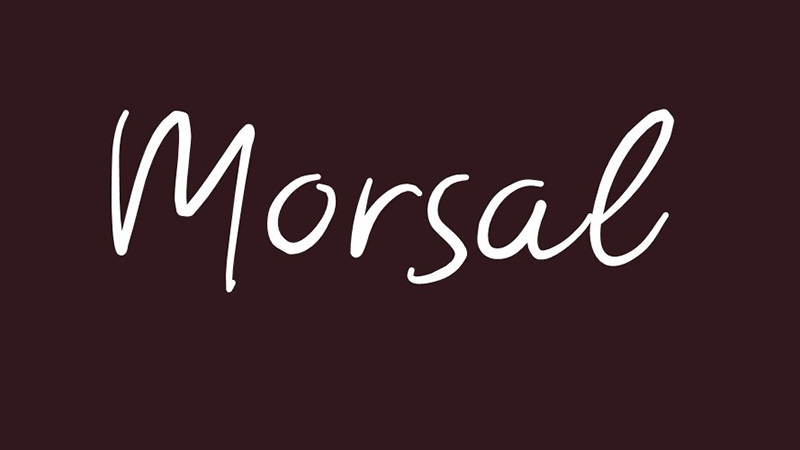 Morsal Font Family Free Download