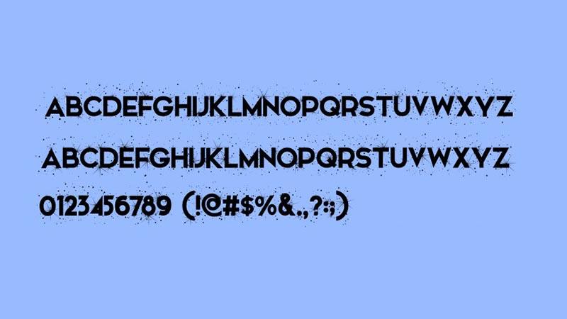 Snowinter Font Free Download