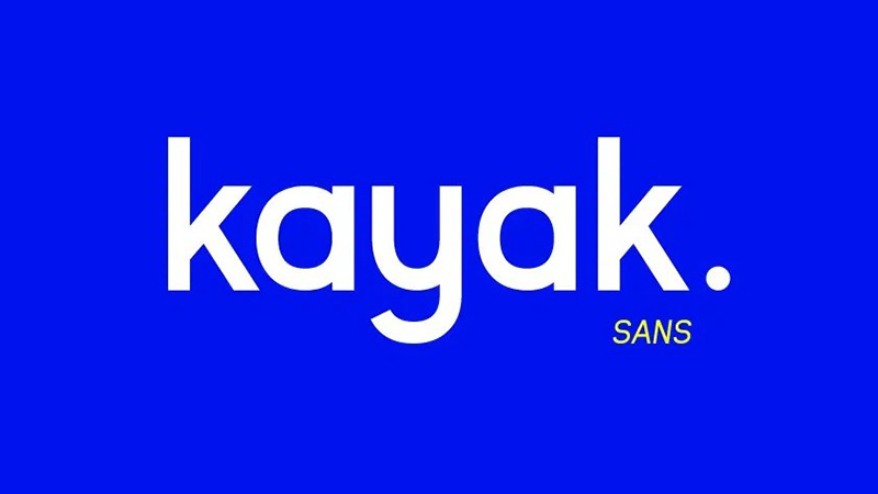 Kayak Font Family Free Download