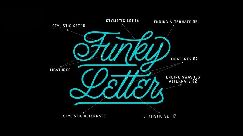 Lazy Ride Font Family Download