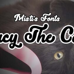 Lucy the Cat Font Family Free Download