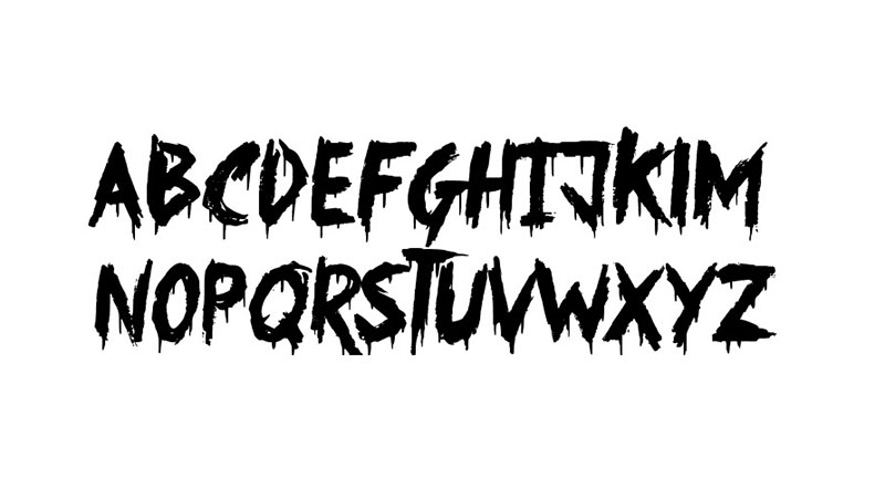 Something Strange Font Family Download