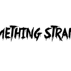 Something Strange Font Family Free Download