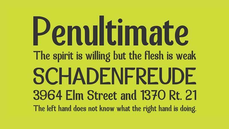 Spatha Font Free Download