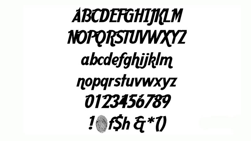 Aardvark Font Free Download