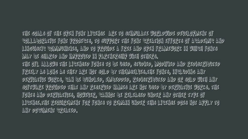 Cyrus The Virus Font Free Download