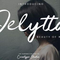 Jelytta Font Family Free Download
