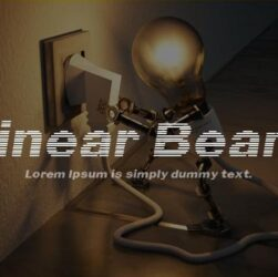 Linear Beam Font Family Free Download