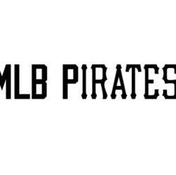 MLB Pirates Font Family Free Download