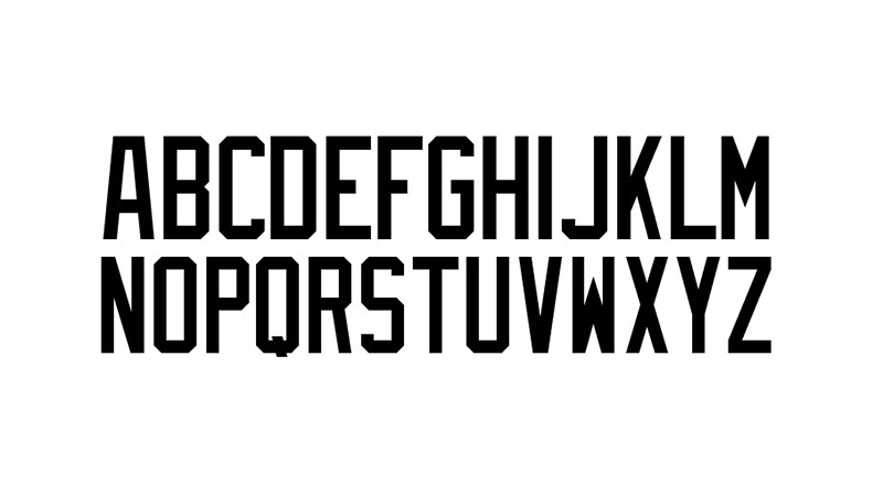 NHL Pittsburgh Font Family Download