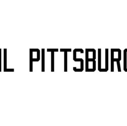 NHL Pittsburgh Font Family Free Download
