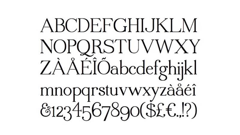 Quaver Serif Font Family Download