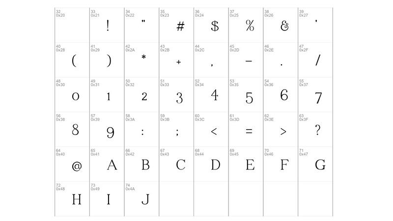Quaver Serif Font Free Download