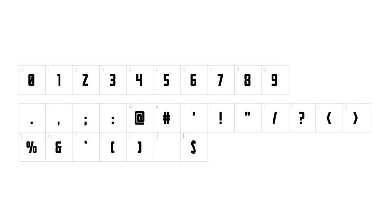 The Mandalorian Font Free Download