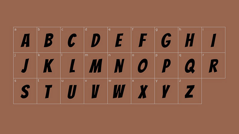 Bangers Font Family Download