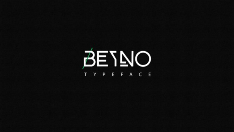 Beyno Font Family Free Download