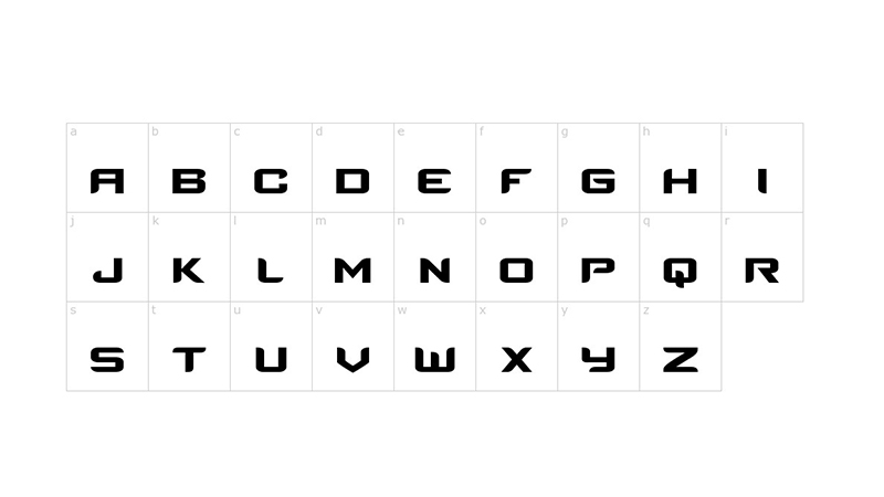 Counter Strike Font Family Download