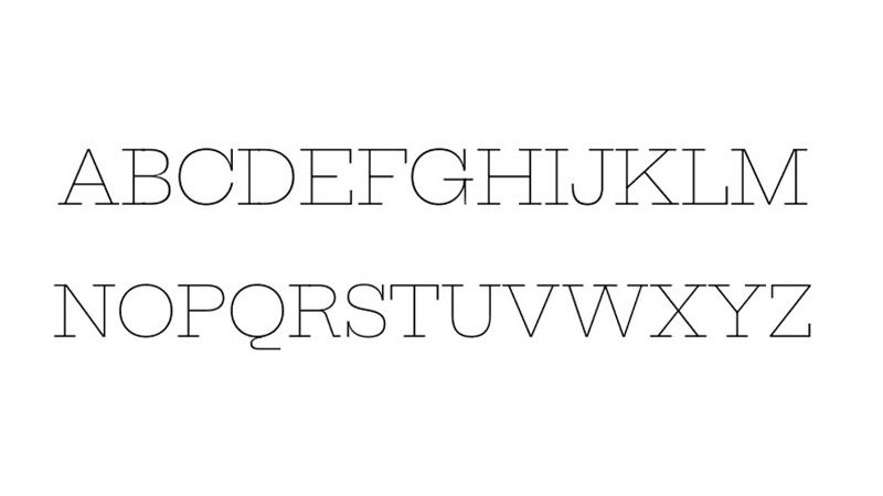 Hepta Slab Font Free Download