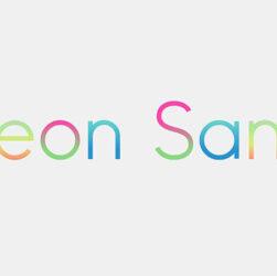 Leon Sans Font Family Free Download