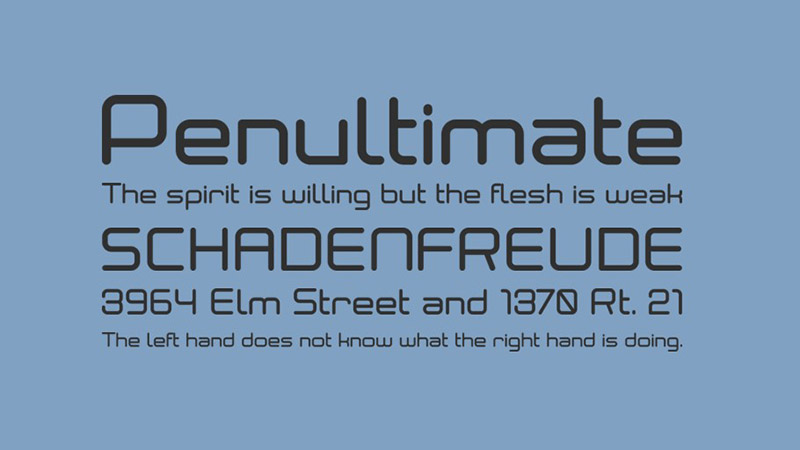 Neogrey Font Family Download