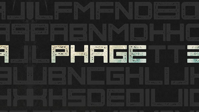 Phage Font Family Free Download