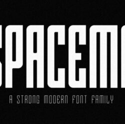 Spacema Font Family Free Download