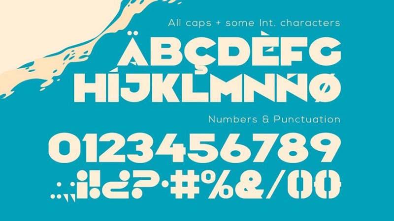 Camar Font Family Download