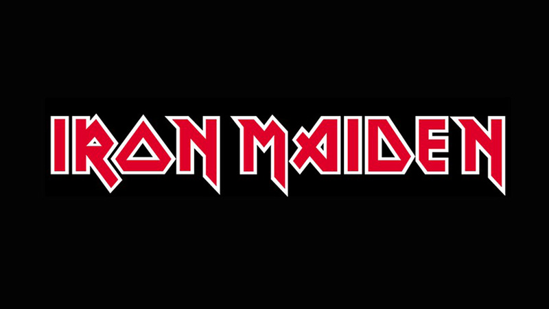 Iron Maiden Font Family Free Download