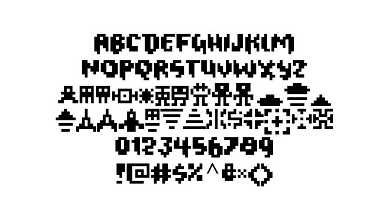 Oxygene 1 Font Family Download
