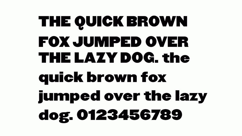 Parks And Recreation Font Family Download