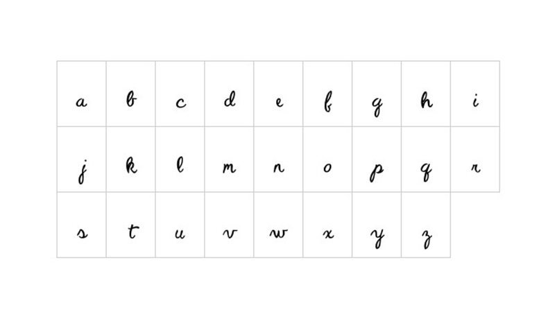 Peterbilt Font Free Download