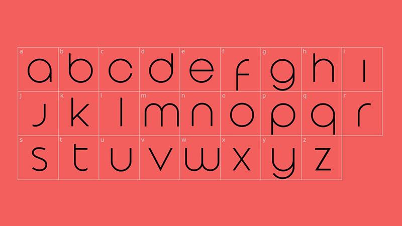 Vonique 43 Font Free Download