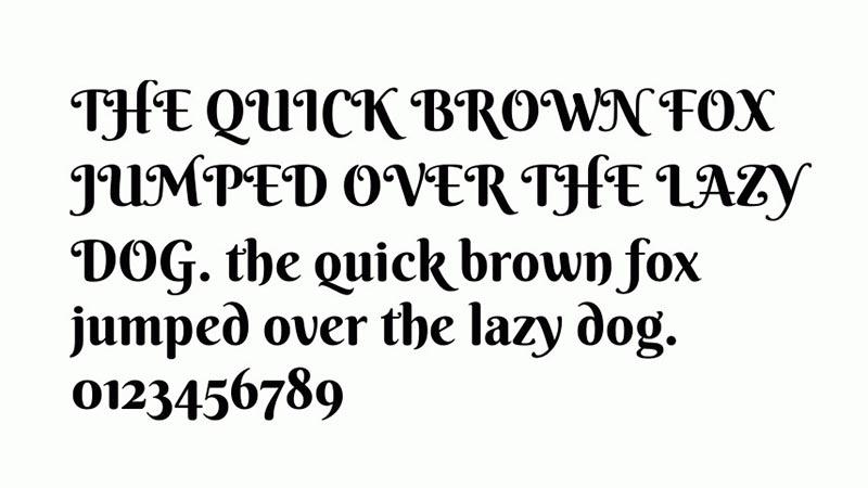 Berkshire Swash Font Family Download