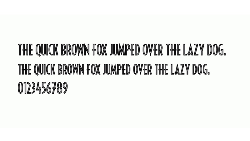 Black Panther Font Family Download