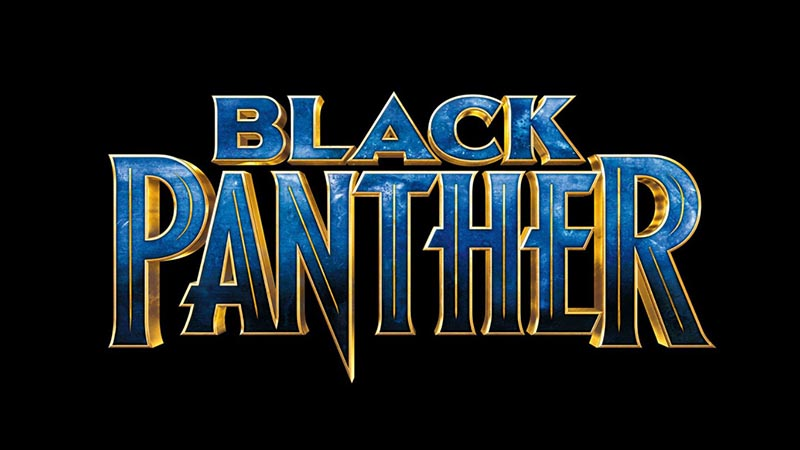 Black Panther Font Family Free Download
