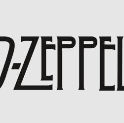 Led Zeppelin Font Family Free Download
