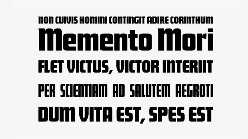 My Hero Academia Font Family Download